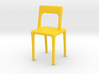 Uncomfortable chair No1 - 1:6 scale 3d printed
