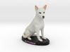 Custom Dog Figurine - Autumn 3d printed