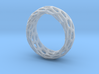 Trous Ring Size 6.5 3d printed