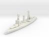 1/1800 Espana BB (Spanish Navy) 3d printed
