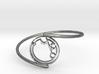Andrea - Bracelet Thin Spiral 3d printed