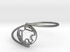 Grace - Bracelet Thin Spiral 3d printed