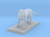 Tiger figure 3d printed