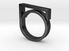 Adjustable ring for men. Model 1. 3d printed