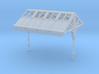 Platform Canopy Section 1 N Scale 3d printed