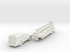 KME Quint Tiller 100' Aerial 1:285 scale 3d printed