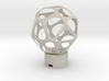 Lamp voronoi sphere1 3d printed