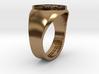 Nuperball Espeluznante Ring 3d printed