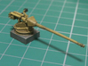 1/144 WW2 German 88mm Pak43  L71  3d printed To cut the parts, please use a straight nail clipper.