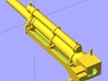 1/16 scale 105mm Howitzer 3d printed