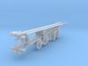 HO: Swedish lattice barrier - complet set 3d printed
