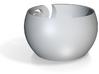 Spiralyarnbowl 3d printed