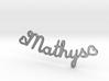 Mathys Pendant 3d printed