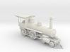 LOV010 American standard locomotive 4-4-0 1:48 28m 3d printed