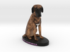 Custom Dog Figurine - MayaAviendha 3d printed