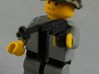 3 colored stahlhelm helmet wwII for LEGO  http://w 3d printed