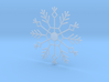 Frozen Snowflake 3d printed