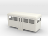 009 Cheap and easy railbus center car  3d printed