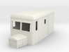 009 short parcels railbus with bonnet 3d printed