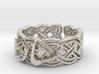 Sara 05 Ring Size 8 3d printed