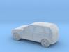 Opel Corsa (1:200) 3d printed