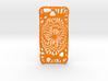 iPhone6 Case Vision (Extreme Voronoi Edition) 3d printed
