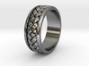 Weave Ring - SZ10 3d printed