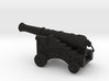 Old Ship Cannon 3d printed
