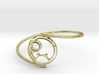 Shanna - Bracelet Thin Spiral 3d printed