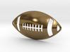 3D Football Pendant 3d printed