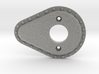 M4 Final Drive Cover for older Tamiya 1/16 scale S 3d printed