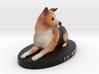 Custom Dog Figurine - Lilpup 3d printed