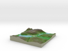 Terrafab generated model Thu Jun 04 2015 10:19:30  3d printed