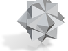 3 oktaeder 3d printed