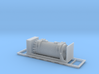 Nuclear Shipping Cask - Zscale 3d printed