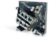ibldi | LAT:40.71083299030838 LNG:-73.953094482421 3d printed