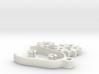 Gear Keychain 3d printed