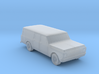 1969 - 1971 Chevy Suburban HO scale 3d printed