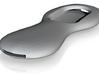 Apple Remote Control Cover 3d printed Apple Remote- Don't lose control