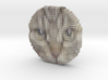Cat Face Object - sakura 0 with IT3D 3d printed
