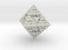 Fractal Crystal 3d printed