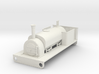 16mm scale Hunslet  quarry saddle tank 3d printed