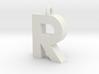 Alphabet (R) 3d printed Collection: Alphabet