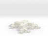 Octomino-based Fractal Tiling 3d printed