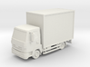 Truck 01. HO Scale (1:87) 3d printed