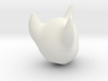 Pony Head with Horn 3d printed