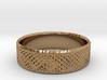 0209 Lissajous Figure Ring (Size5, 15.7mm) #015 3d printed