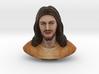 Jesus Christ Figure (1.5 inches - color sandstone) 3d printed jesus christ sandstone render