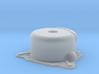 "1/18 Lenco 7.5"" Dp Bellhousing (With Starter Mnt) 3d printed"