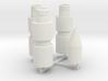 ESB era Knee Dart Launchers 3d printed